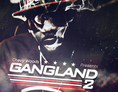 GANGLAND 2 (UNOFFICIAL COVER)