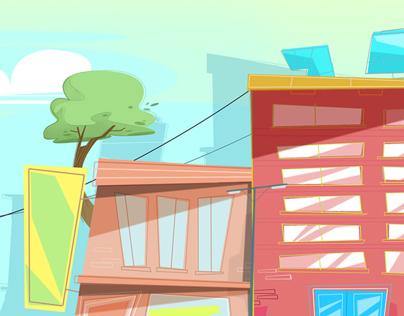 Building Landscape