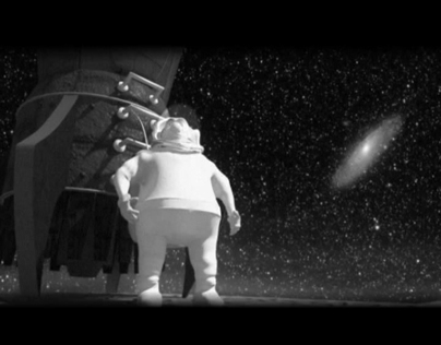MOTIONGRAPHICS: Astro Invaders -  a short movie