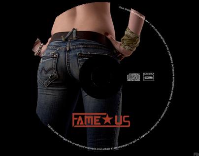 FAME US - Album cover - 2013