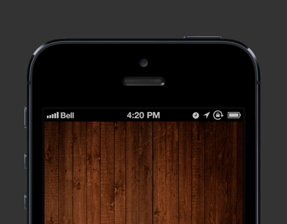 iPhone APP for Figaro pizza