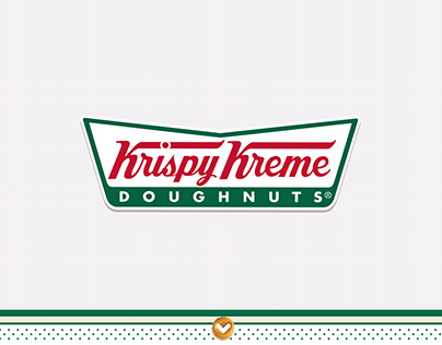 Krispy Kreme - Website