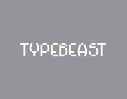 TYPEBEAST - Typeface
