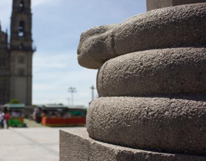 Fotografía: Ex-convento Jesuita, Tepotzotlán, Mexico