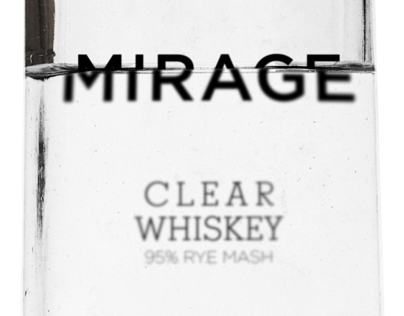 Mirage 'Clear Whiskey'