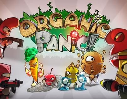 Art of Organic Panic