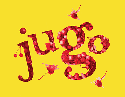 Jugo: Handmade Typeface