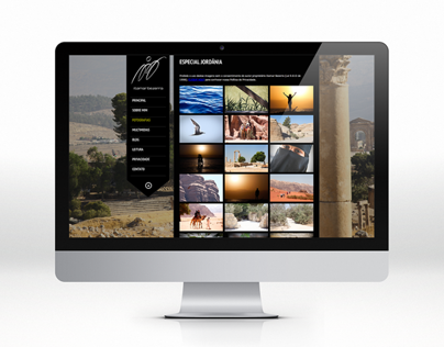 Website Itamar Bezerra - WordPress