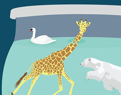 2011 - Illustration about Biodiversity
