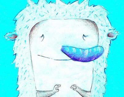 Monsters Creative Journal