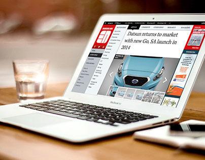 Engineering News Website