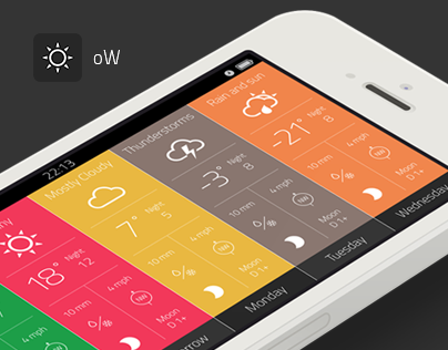 "Weather App ""Outside the window"" v 2.2"