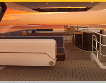 100 Concept Motoryacht