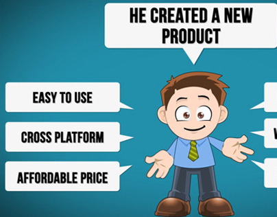 Promote With Robert | After Effects Template