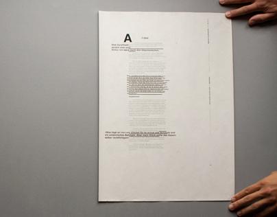 Also sprach Zarathustra - Editorial Project (Basel)