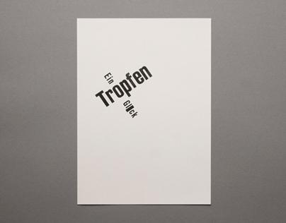 Typography basics - Letterpress Basel