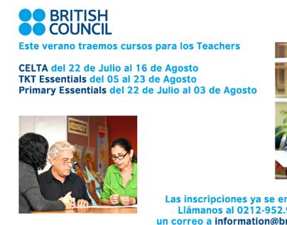 Arts for British Council Venezuela