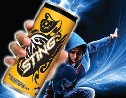 Sting Energy Drink Project