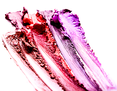 Beauty product photography.