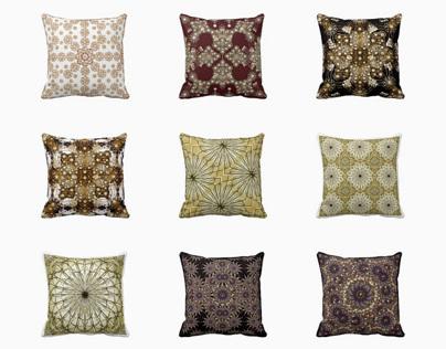 Throw Pillows Designs