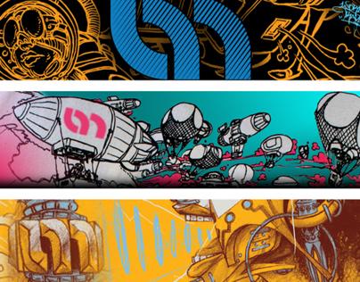 MethodsNYC web banners