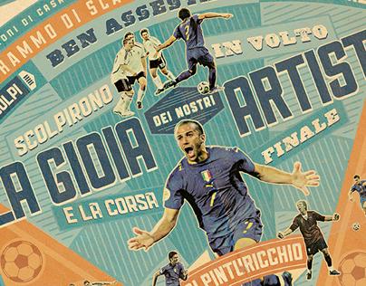 Design & Typography for Gazzetta dello sport - Print