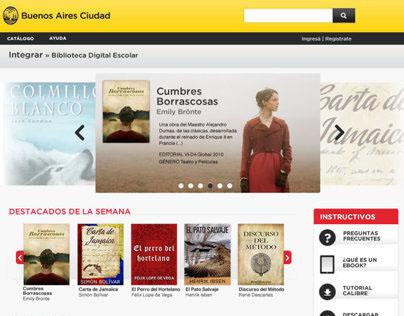 Biblioteca Digital GCBA