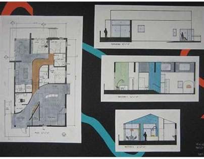 Artist's Residence/Workspace