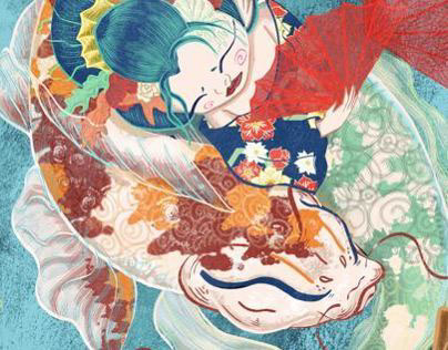 Pisces: zodiac series