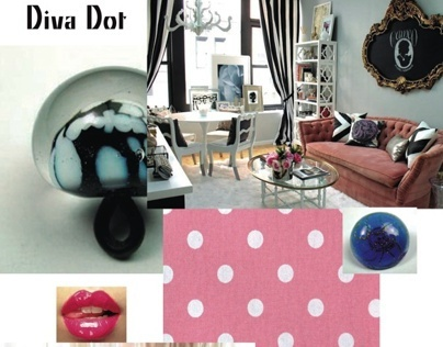 Diva Dot  Collection