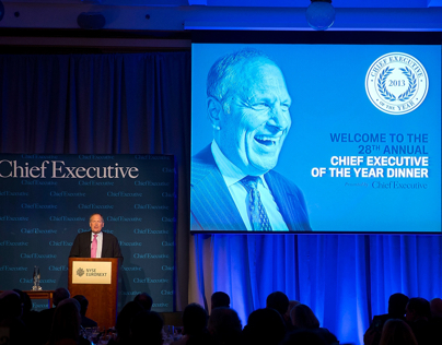 Annual Chief Executive of the Year Gala & Dinner