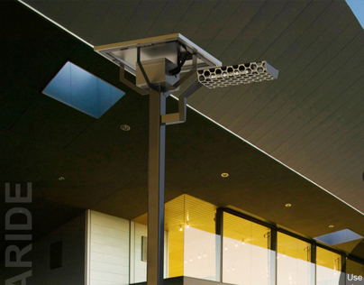 Solaride - Solar LED street Light