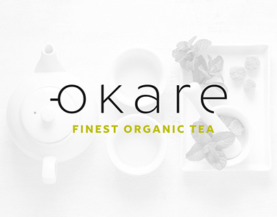 CORPORATE DESIGN OKARE - FINEST ORGANIC TEA