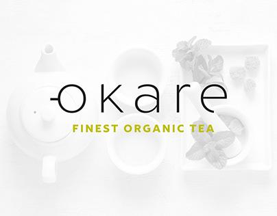 CORPORATE DESIGN OKARE - FINEST ORGANIC TEA