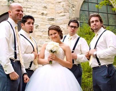 Bridesmaids, Groomsmen and Everything In-Between