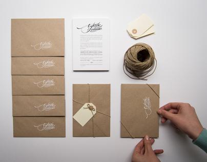 Antonio&Fátima wedding cards