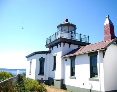 Discovery Park: Journey to West Point Lighthouse