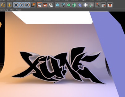 Cinema 4d and a lot of boring