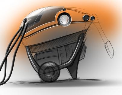 Generac Portable Generator Project