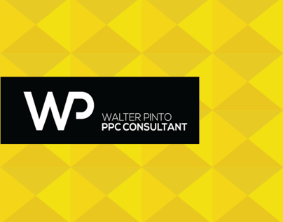 Walter Pinto | PPC consultant