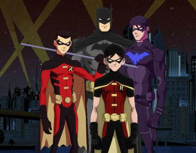 Batman & Robins
