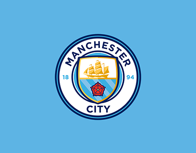 Manchester City Social Media Graphic Revamp