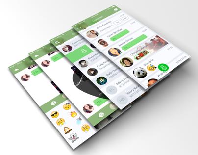 Messaging App Design