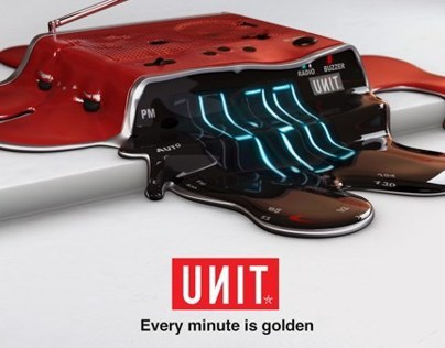 """Unit """"Every Minute is Golden"""""""