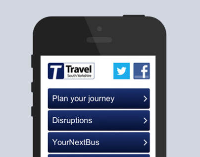 Travel South Yorkshire Mobile Site