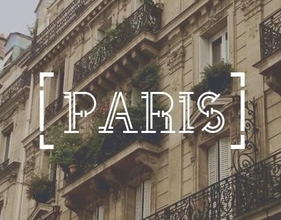 Paris: My beggining