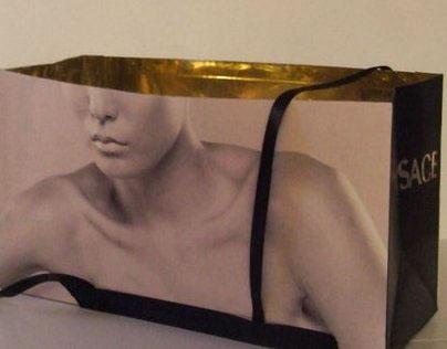 Versace - Undressing models