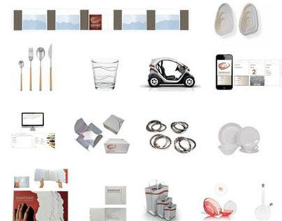 Corporate identity, Rebrand. Rediseño identidad visual