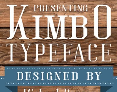 Kimbo typeface