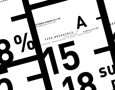 15-18   Affiches typographiques